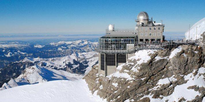 jungfraujoch-view